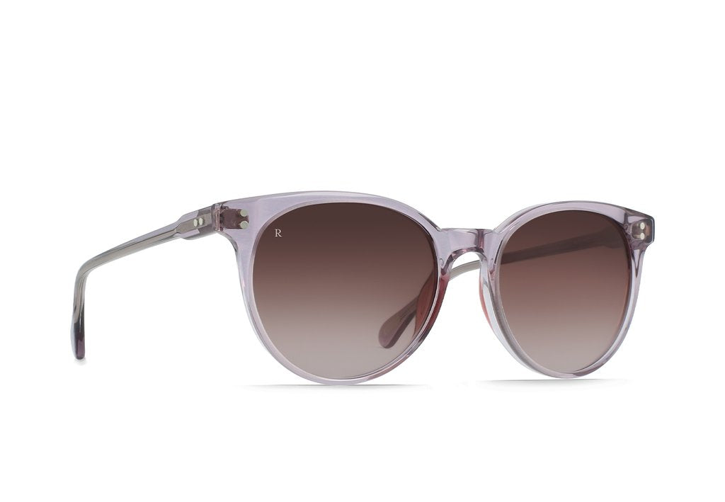 RAEN NORIE Hazy Lilac / Sherry Gradient SUNGLASSES