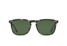 Load image into Gallery viewer, RAEN WILEY FAUNA BOTTLE GREEN SUNGLASSES