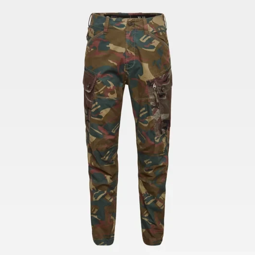 ROXIC TAPERED CARGO PANTS