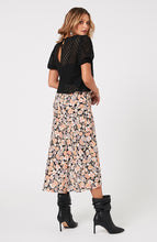 Load image into Gallery viewer, MINKPINK LOVE CHARM MIDI SKIRT