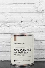 Load image into Gallery viewer, Manready Mercantile Sandalwood Soy Candle