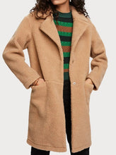 Load image into Gallery viewer, Scotch and Soda Teddy Coat