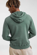 Load image into Gallery viewer, RHYTHM UNI FLEECE HOOD LIGHT TEAL