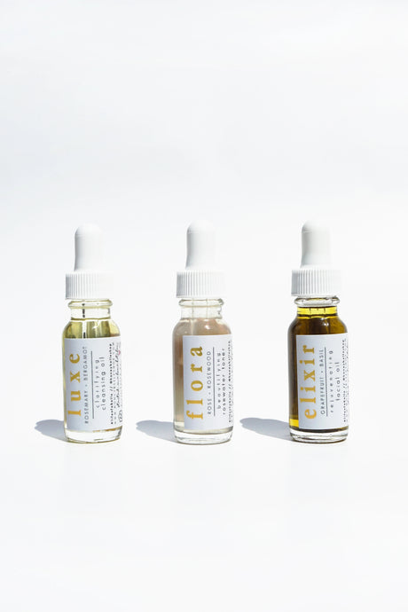 HONEY BELLE FACIAL OIL SET
