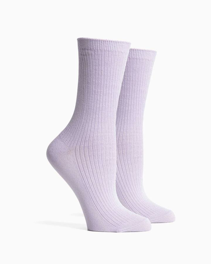RICHER POORER NIGHTINGALE SOCKS LILAC