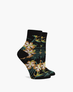 RICHER POORER HAVANA SOCKS BLACK