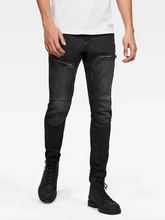 Load image into Gallery viewer, G STAR AIR DEFENCE ZIP SKINNY JEANS