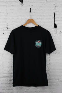 Obey Fire Island graphic tee