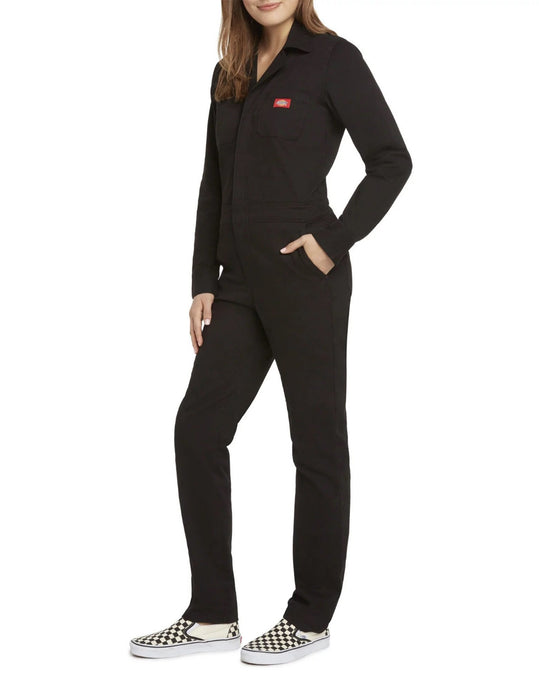 DICKIES BUTTON FRONT COVERALLS