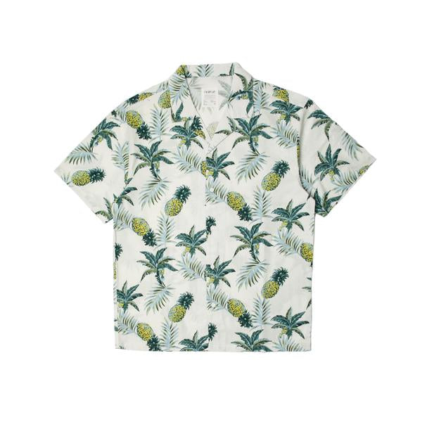 CAPONE SHORT SLEEVE BUTTON UP