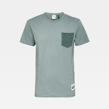 Load image into Gallery viewer, G STAR CONTRAST POCKET TEE