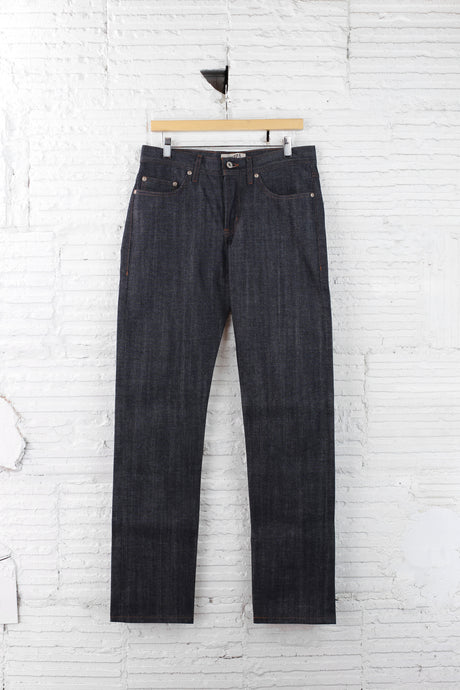 Naked and Famous Weird Guy Selvedge Denim