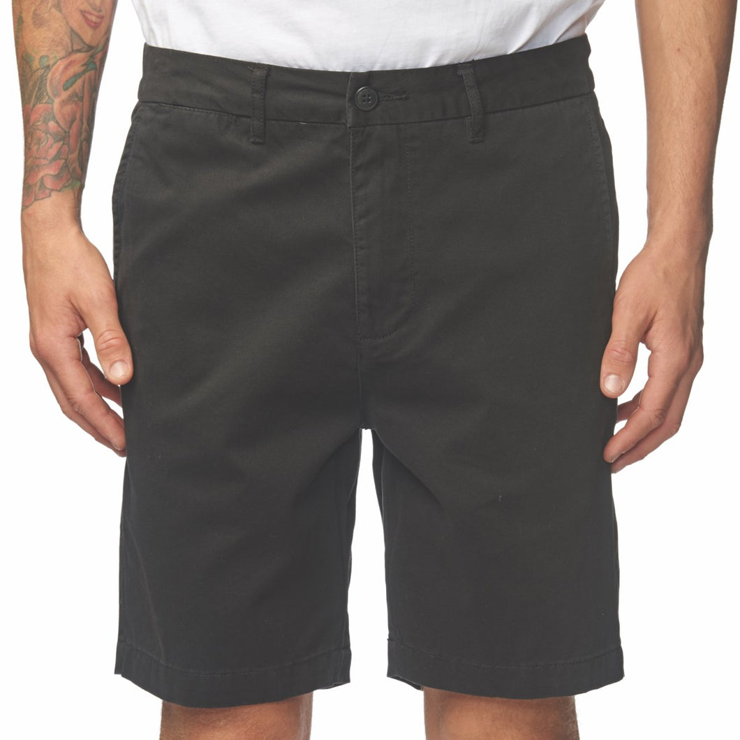 GLOBE GOODSTOCK WALKSHORTS BLACK