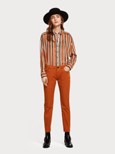 Load image into Gallery viewer, SCOTCH & SODA BOXY FIT PRINTED BUTTON UP