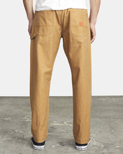 Load image into Gallery viewer, RVCA MENS CHAINMAIL RELAXED FIT PANT CAMEL