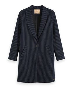 SCOTCH & SODA TAILORED COAT