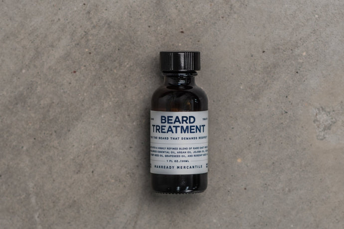 MANREADY MERCANTILE BEARD TREATMENT