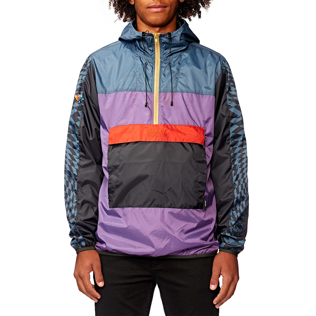 GLOBE COF PACKABLE JACKET