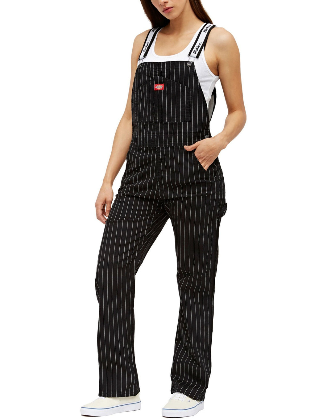 DICKIES PIN STRIPE OVERALL