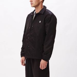 OBEY ICON FLIGHT SATIN JACKET