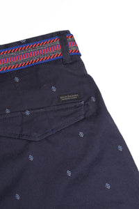 SCOTCH & SODA STRUCTURED CHINO SHORTS