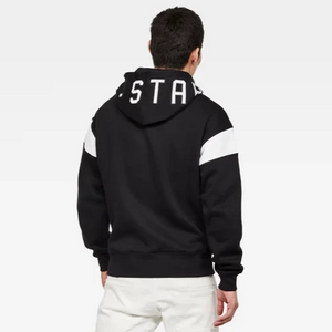 G STAR STOR SPORT HOODED SWEATER