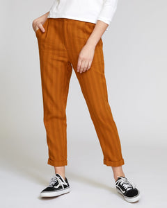 RVCA SCOUT TROUSER CATHAYSPICE