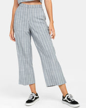 Load image into Gallery viewer, RVCA GRATITUDE HIGH RISE TROUSER