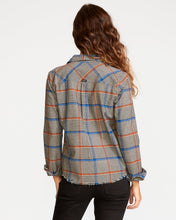 Load image into Gallery viewer, RVCA JORDAN PLAID BUTTON UP