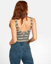 Load image into Gallery viewer, RVCA MARGOT TANK TOP OATMEAL