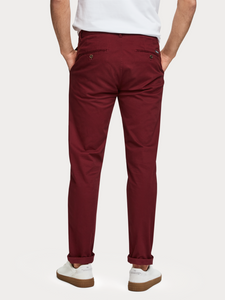 SCOTCH AND SODA STUART CHINO
