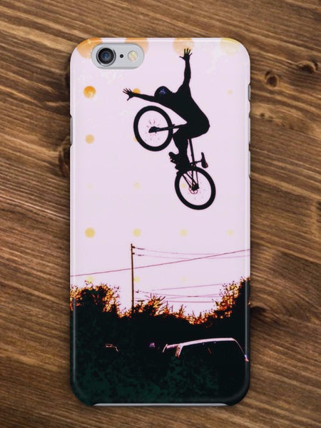 Mountain Bike Art Cell Phone Cases