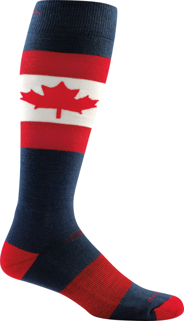 Men's O Canada Over-the-Calf Cushion Knee High