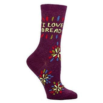 Women's I Love Bread Crew