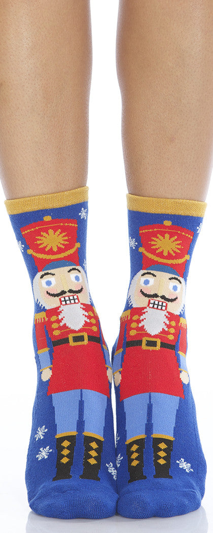 Women's Nutcracker Slipper Crew