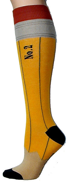 Women's Pencil Knee High