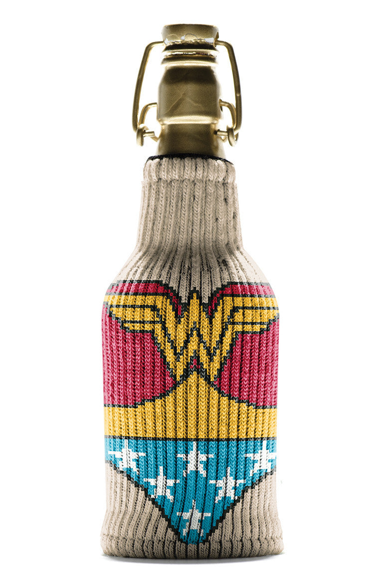 Wonder Woman Suit Insulate Koozie