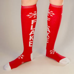 Flake Knee High