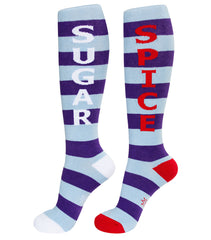 Sugar and Spice Knee High