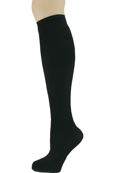 Women's Solid Color Knee High