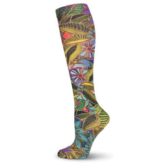 Women's All Over Floral 360 Knee High