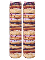 Donut Stack Knee High