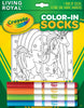 Color-in Unicorn Land Ankle Socks
