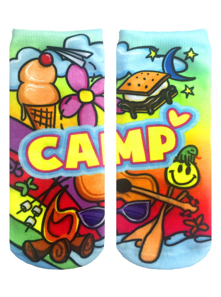 Camp Love Ankle