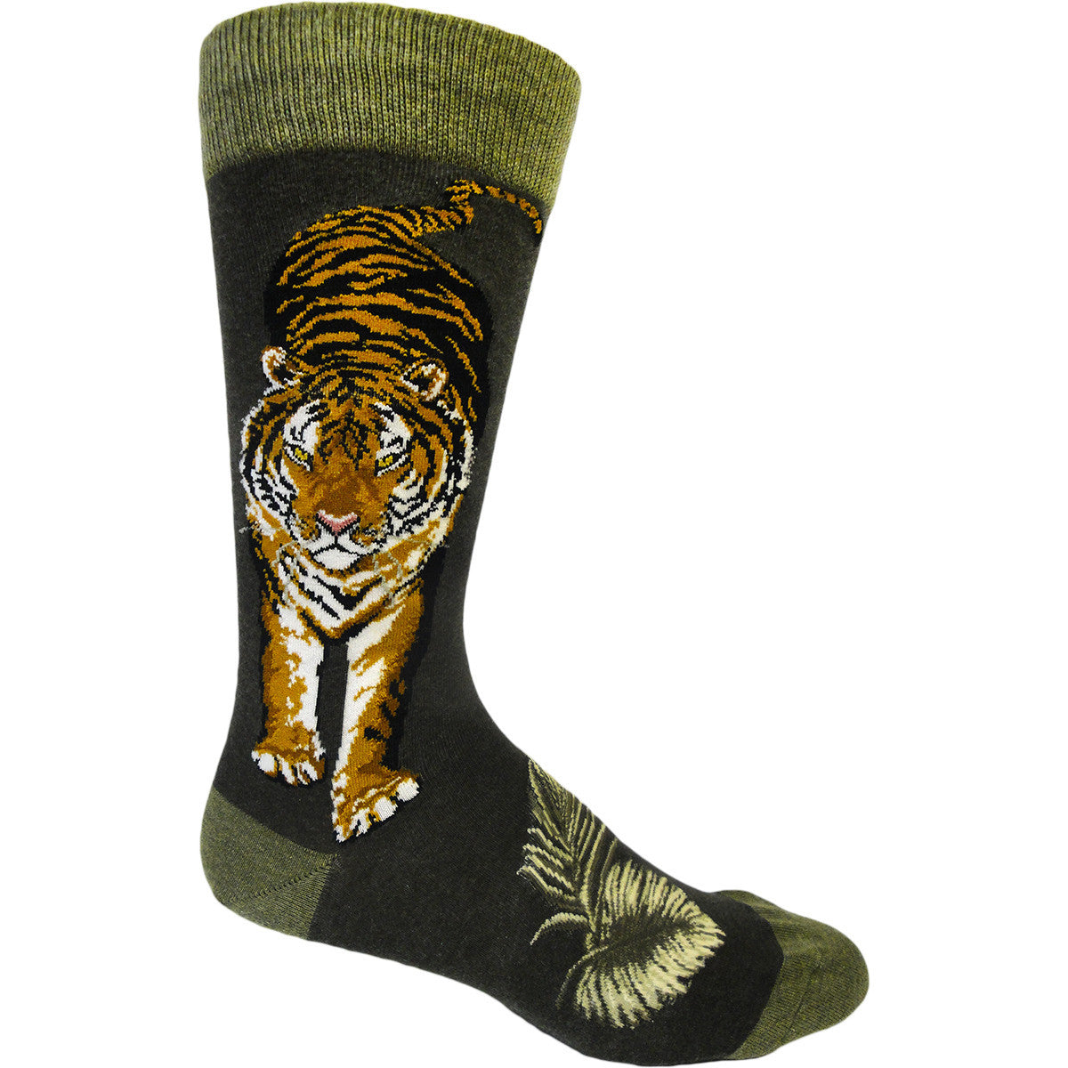 Men's Fierce Tiger Crew