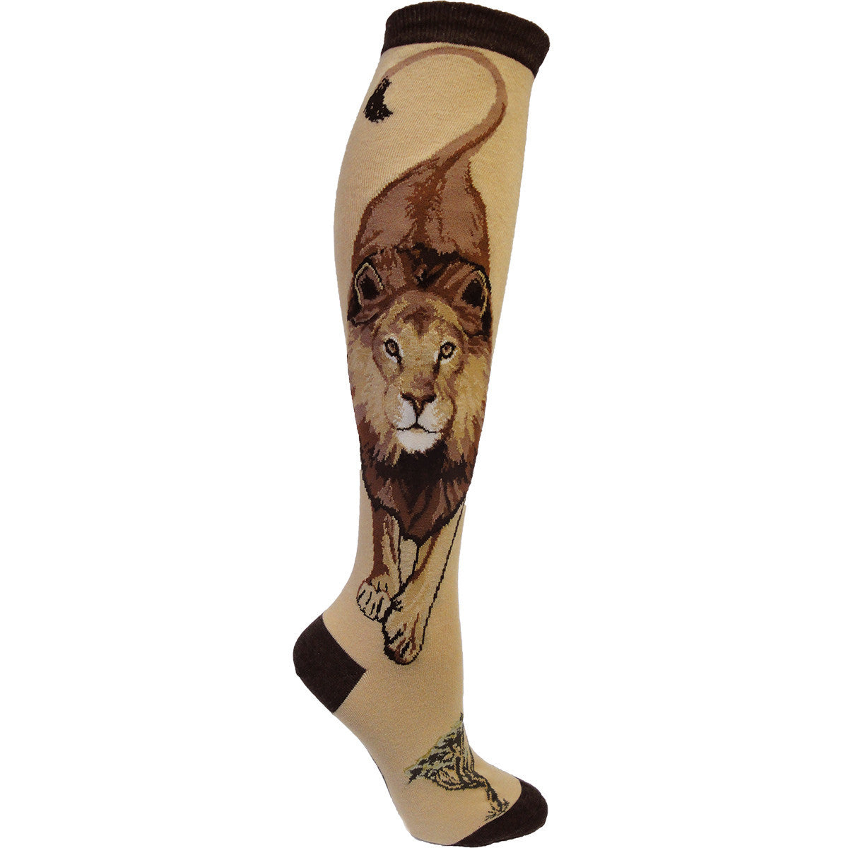 Women's Boss Lion Knee High