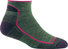 Women's Hiker 1/4 Sock Cushion Ankle