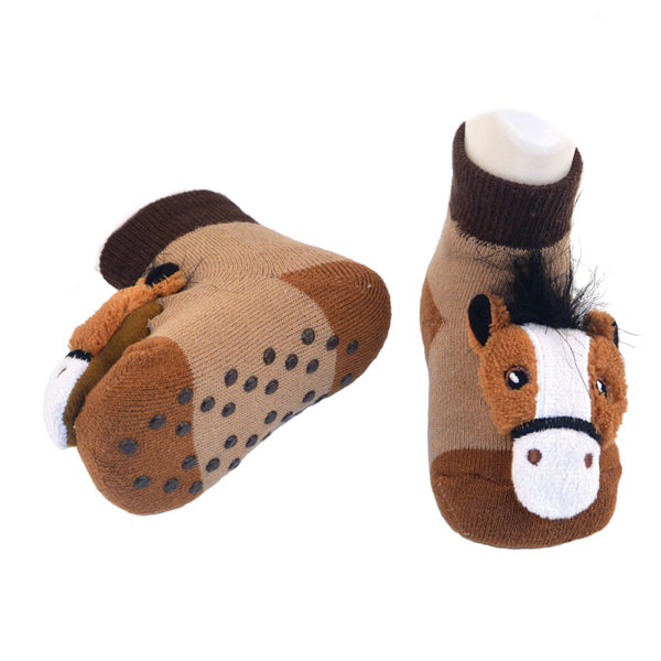Kid's Derby Pony Boogie Toes Rattle Crew