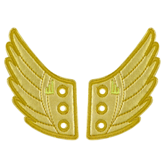 Shwings Foil Wings - Gold