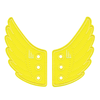 Shwings Wings - Yellow Reflective